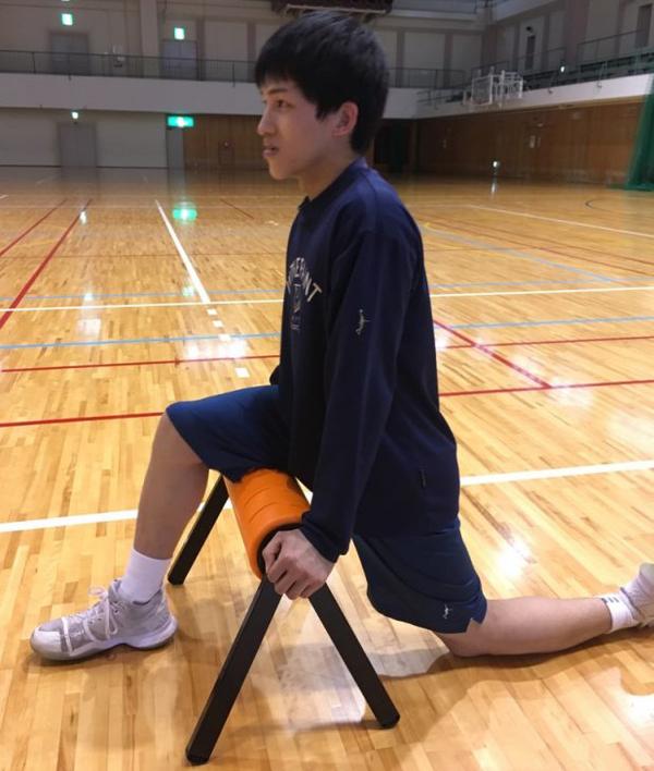 バスケットボールに必要な筋肉について その1