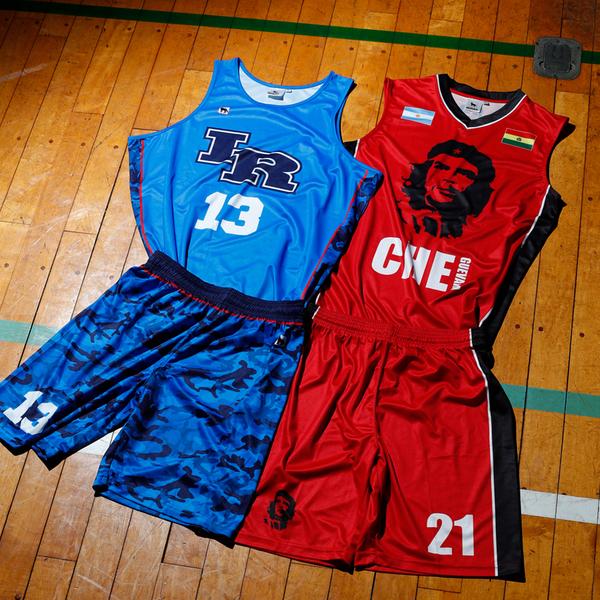 バスケユニフォームの選び方とは?選ぶときのポイントを紹介