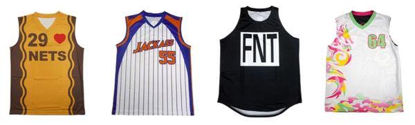 バスケユニフォームの襟を選ぶときのポイントを紹介