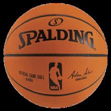 オフィシャルNBAゲームボール 7号球