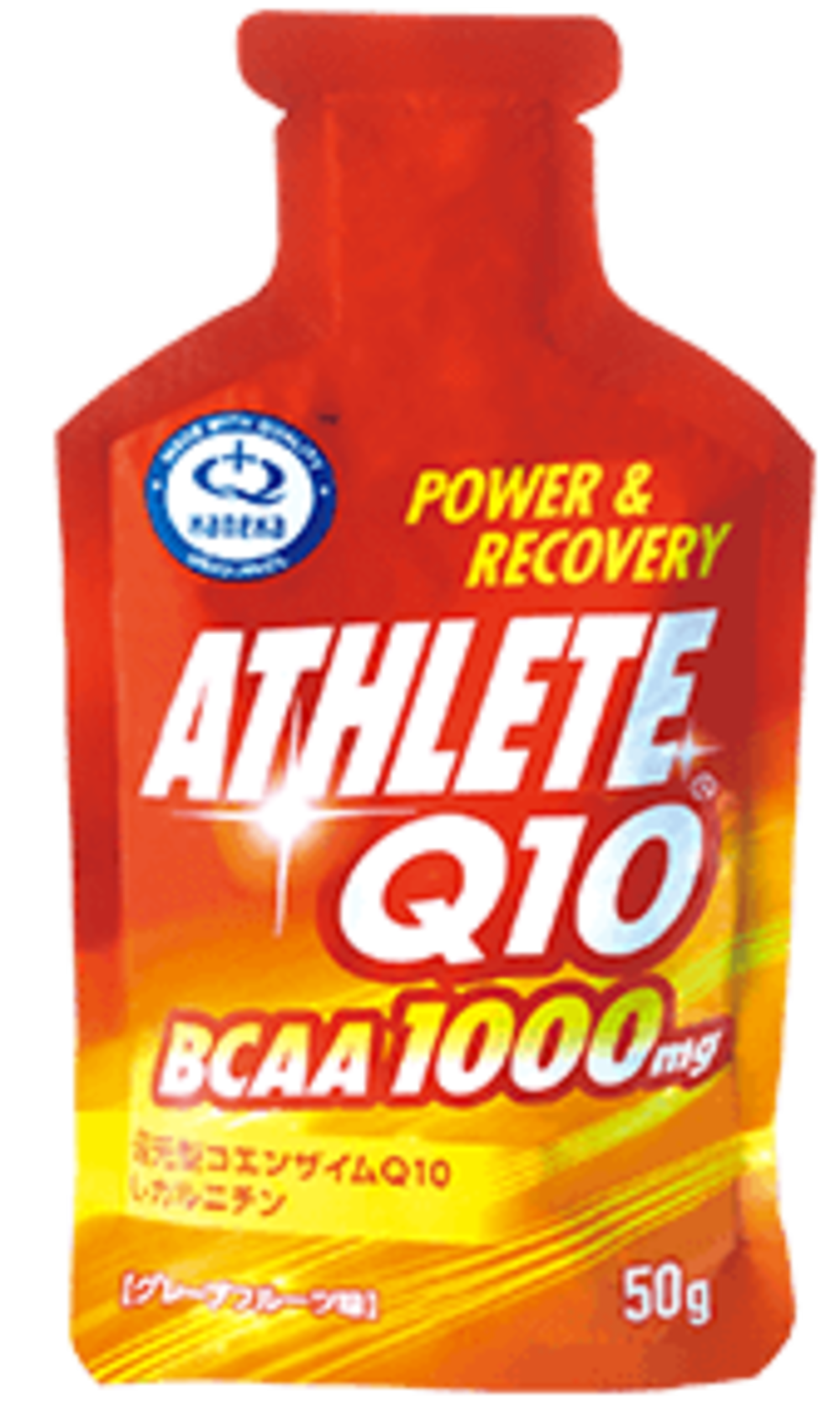 ATHLETE Q10 BCAA 6本