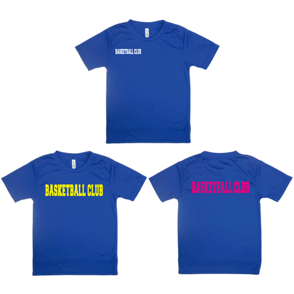 ラバープリント付 / Tシャツ