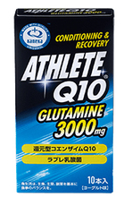 ATHLETE Q10 GLUTAMINE 10本入