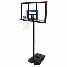 ハイライトアクリルポータブル バスケットゴール