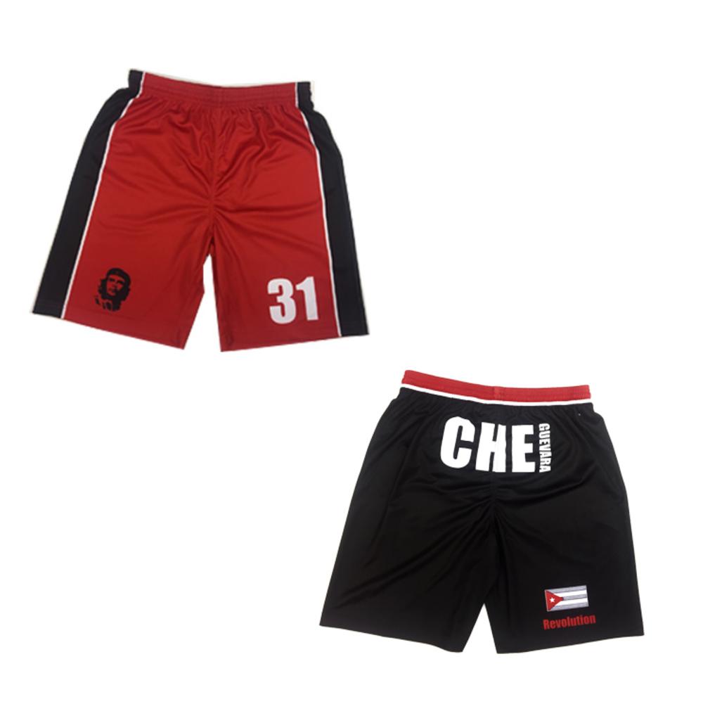 昇華バスケショートパンツ(CHE)